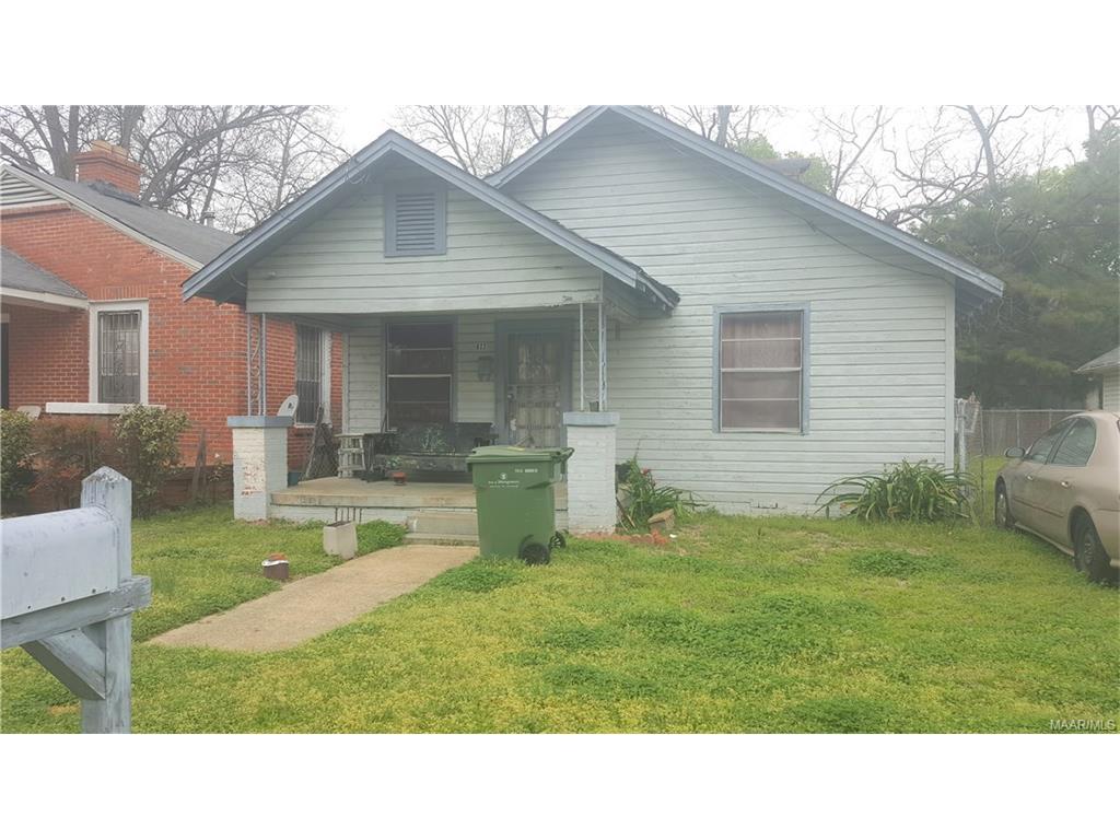 622 Clarke Street, Montgomery, AL 36108