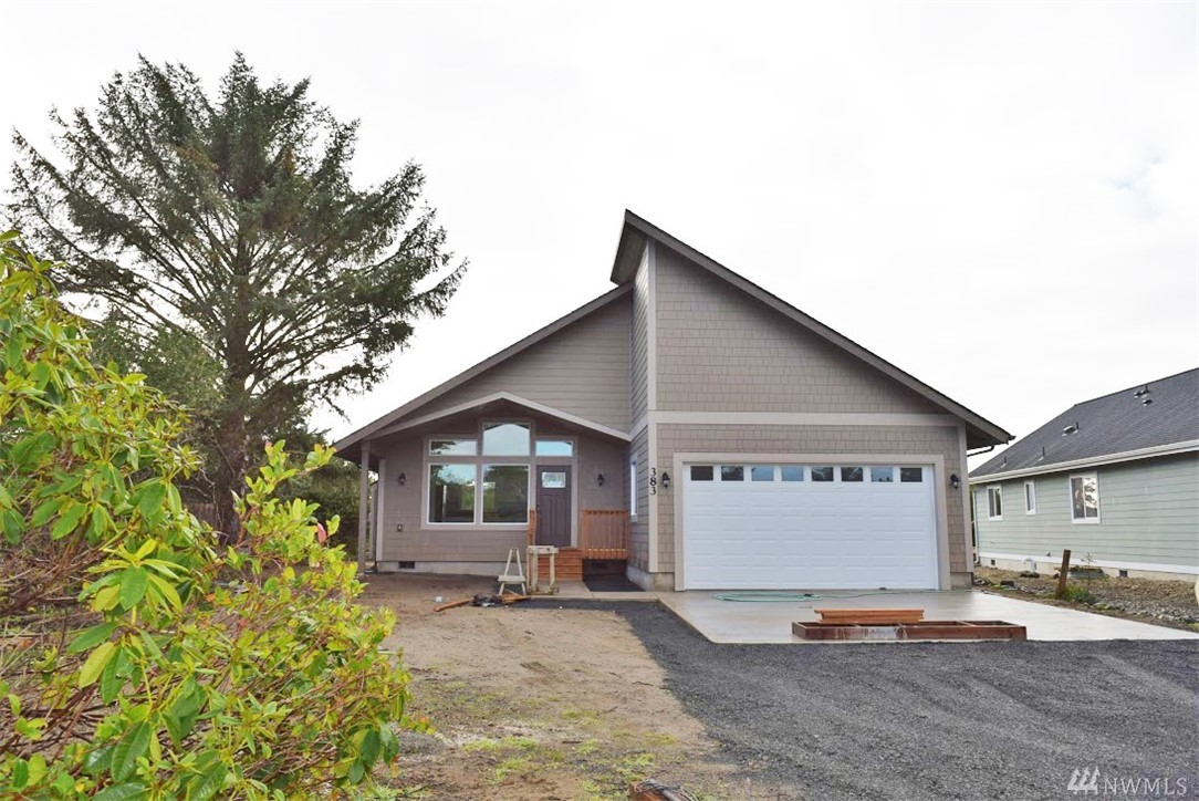 383 S Butter Clam St, Ocean Shores, WA 98569