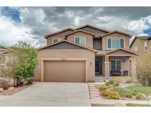 9923 San Luis Park Court, Colorado Springs, CO 80924