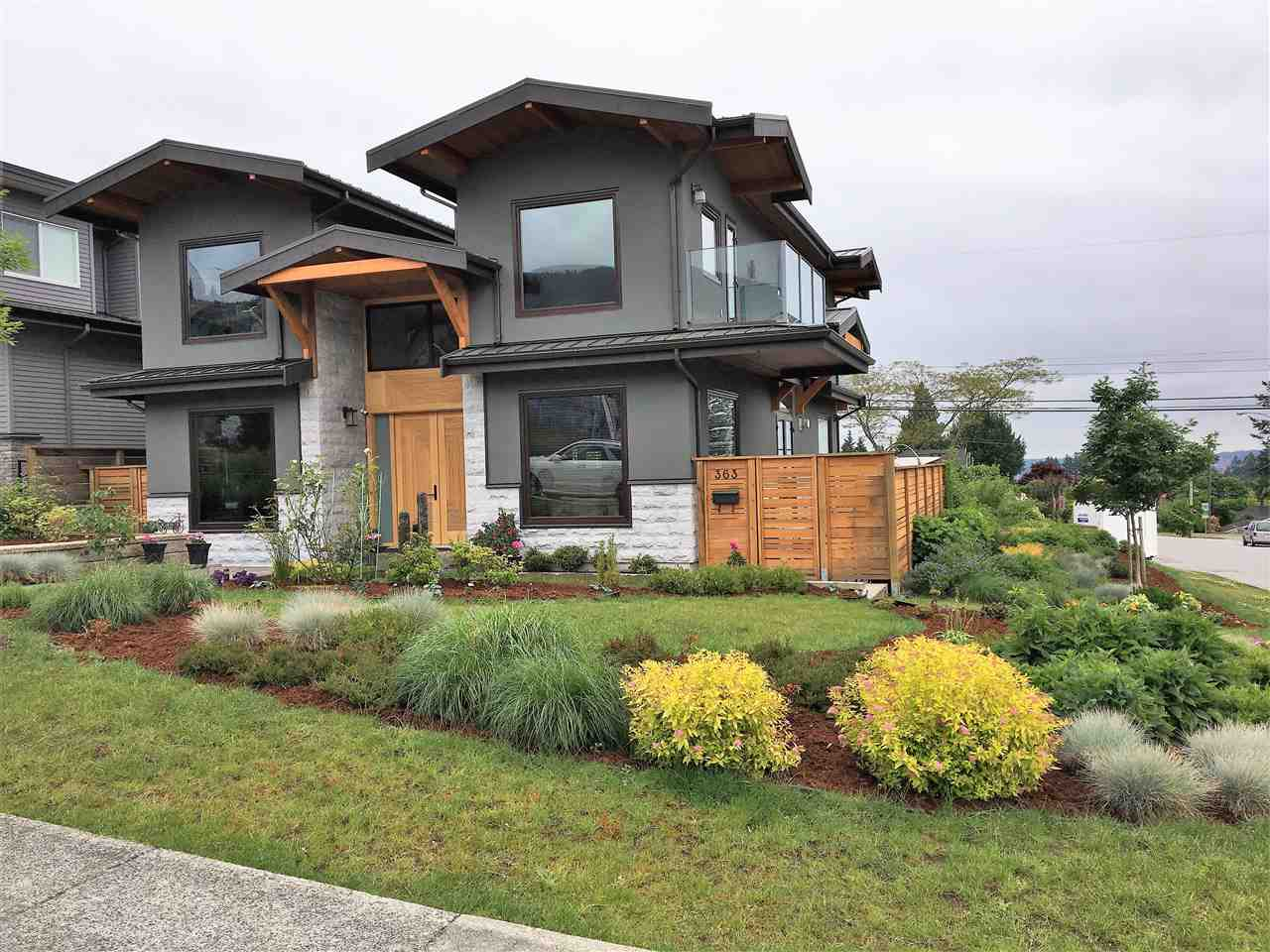 363 W 28TH STREET, North Vancouver, BC V7N 2J2