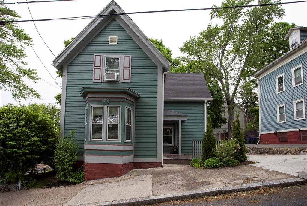 72 Grand View ST, East Side of Prov, RI 02906
