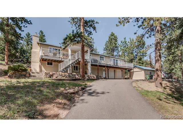 27185 Stagecoach Road, Conifer, CO 80433