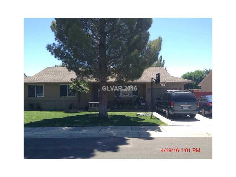 356 BANNOCK Street, Mesquite, NV 89027
