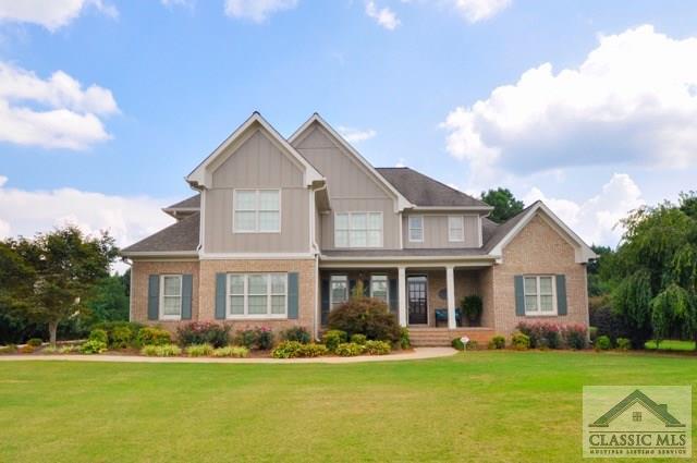 1110 Manor Ridge Drive, Bishop, GA 30621