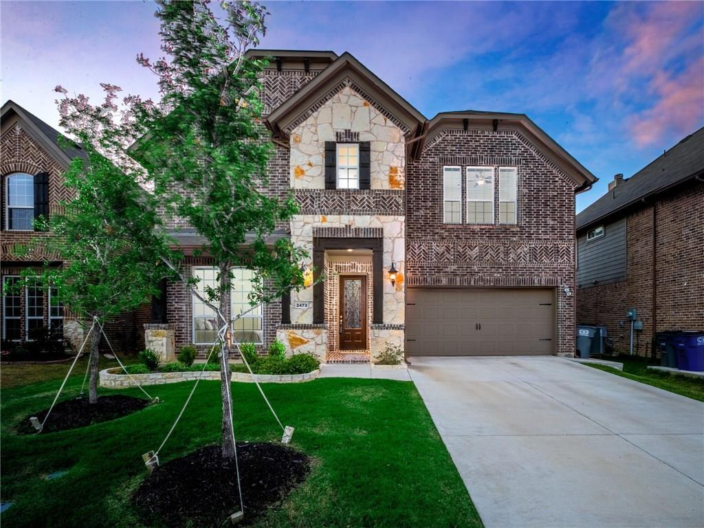 2473 Kingsgate Drive, Little Elm, TX 75068