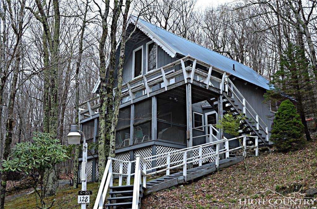 128 Lower Grouse Ridge Road, Beech Mountain, NC 28604