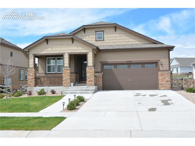 6858 Cottonwood Tree Drive, Colorado Springs, CO 80927