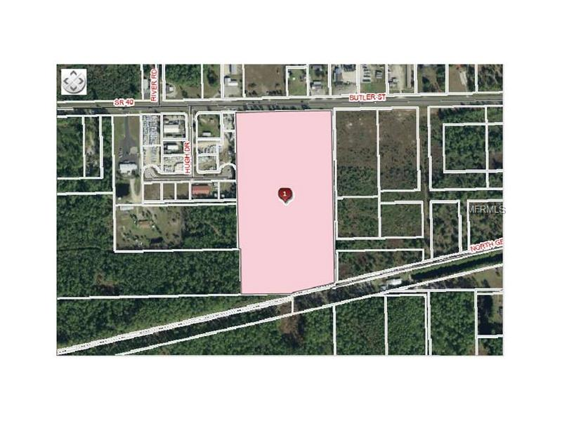 STATE ROAD 40, ASTOR, FL 32102