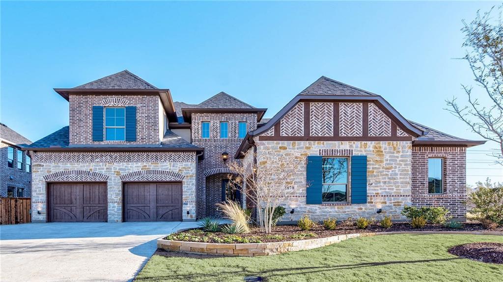 1070 Stampede Drive, Frisco, TX 75034
