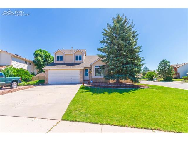 8205 Dolly Madison Drive, Colorado Springs, CO 80920