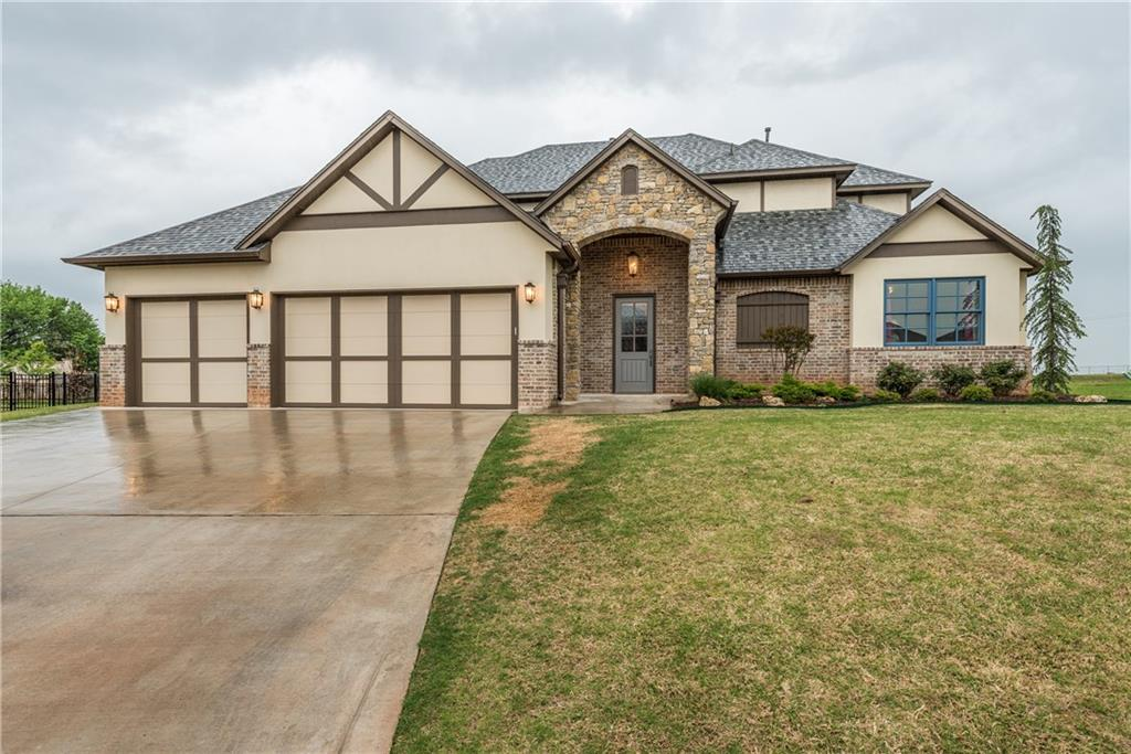 15705 Cambria Court, Edmond, OK 73013