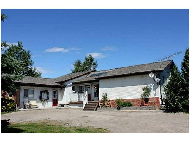 41040 BIG HILL SPRINGS, Rural Rocky View County, AB T4C 1A1
