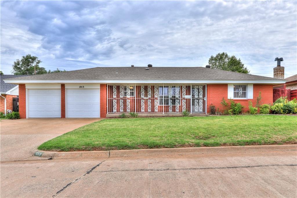 1013 W Silver Meadow Drive, Oklahoma City, OK 73110