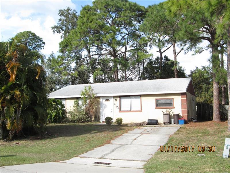 4705 SELMA STREET, SARASOTA, FL 34232