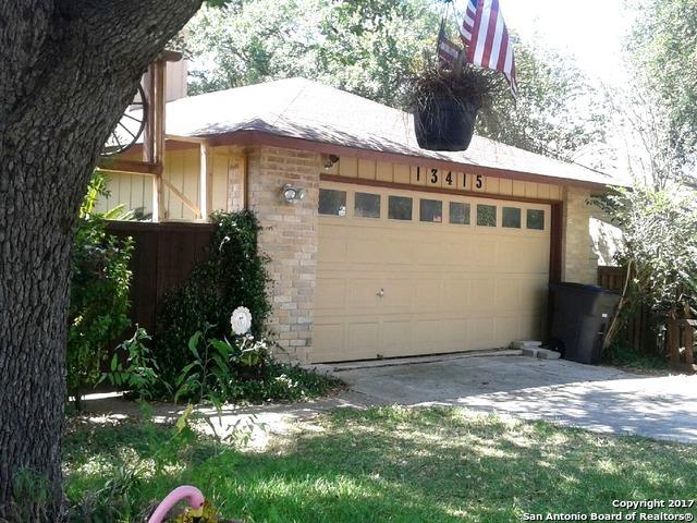 13415 Pebble Holw, San Antonio, TX 78217