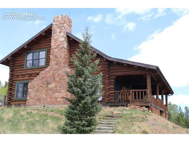 863 County Road, Victor, CO 80860