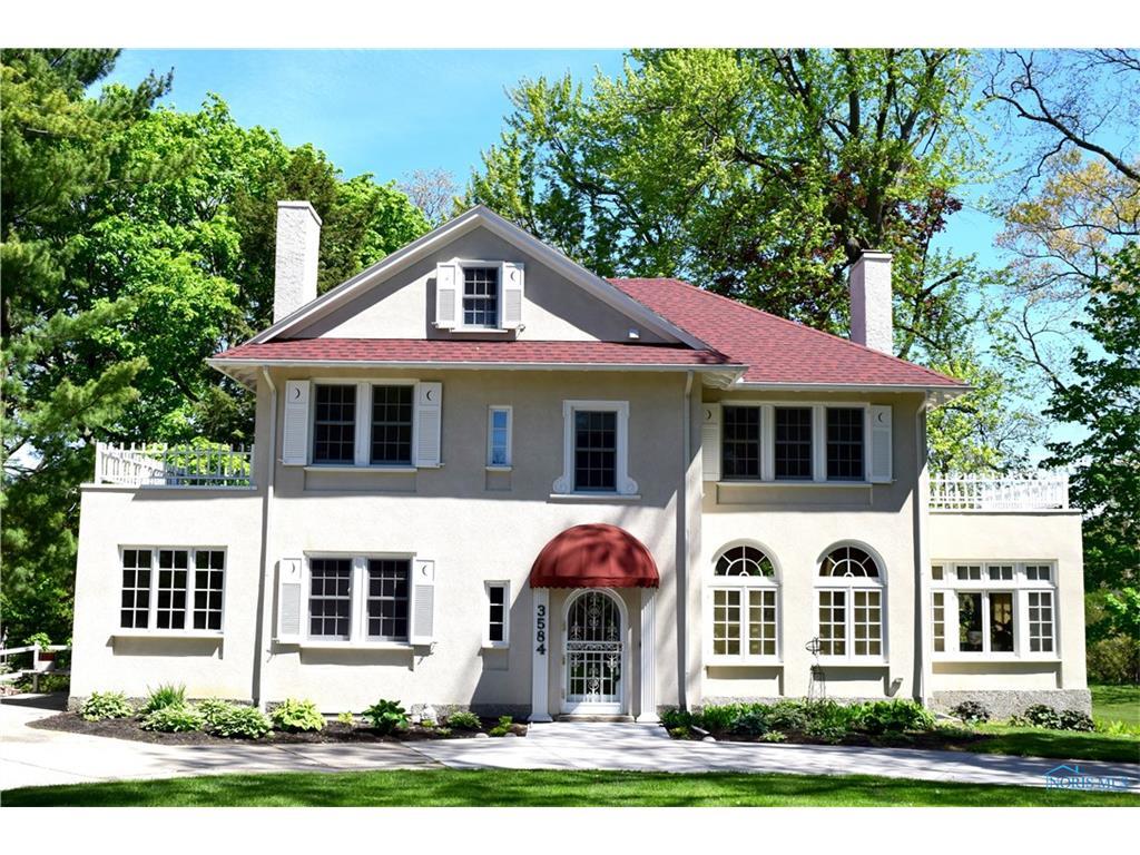3584 Ridgewood Road, Ottawa Hills, OH 43606
