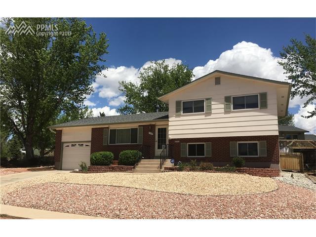 4545 Ranch Circle, Colorado Springs, CO 80918