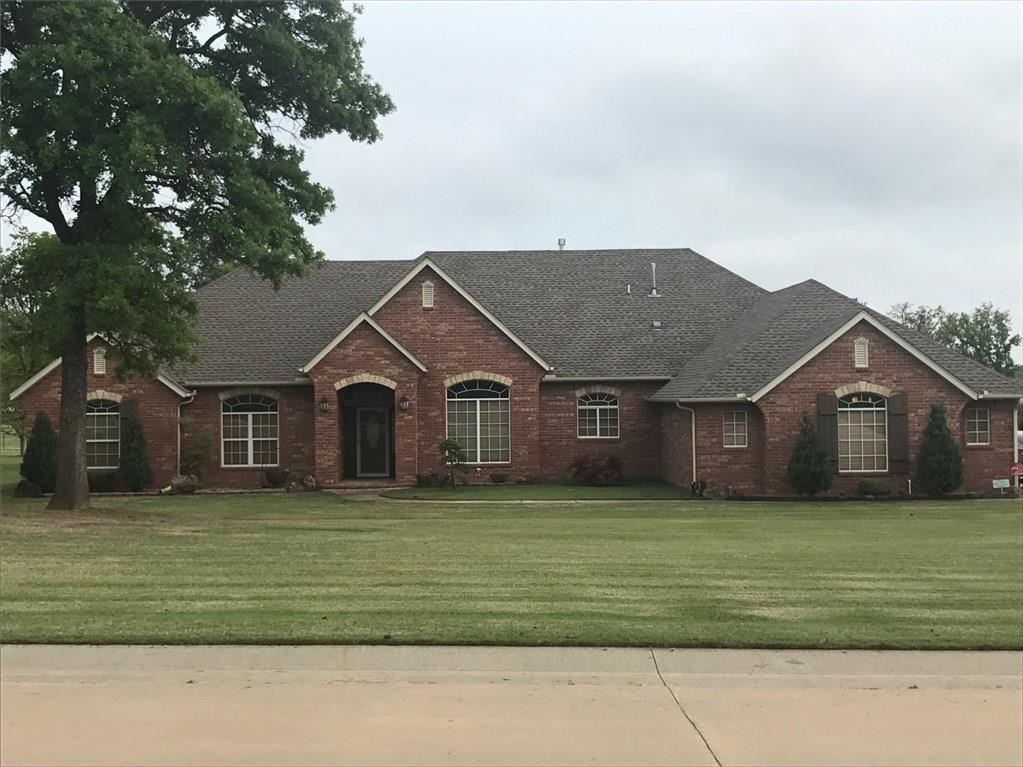 16382 Roserock Circle, Choctaw, OK 73020
