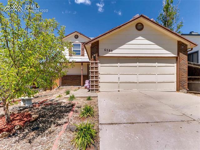 6580 Lonsdale Drive, Colorado Springs, CO 80915