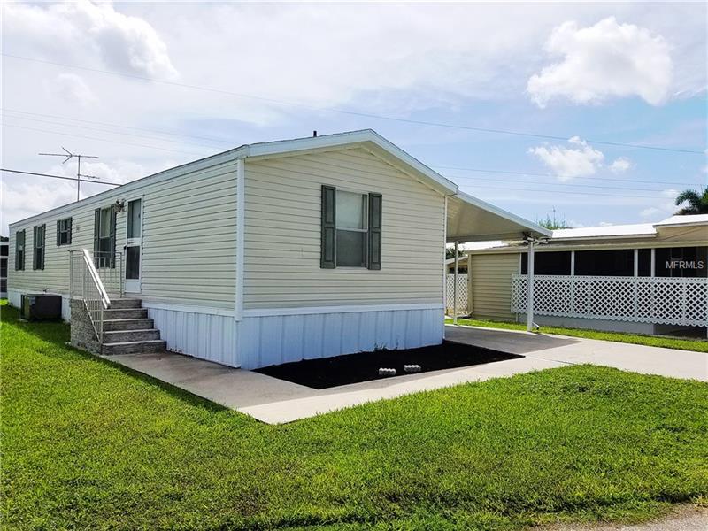 205 BLACKBURN BOULEVARD, NORTH PORT, FL 34287