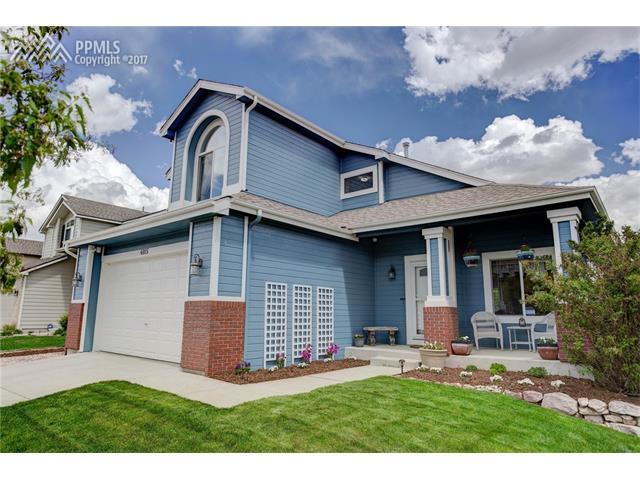 6015 Fescue Drive, Colorado Springs, CO 80918