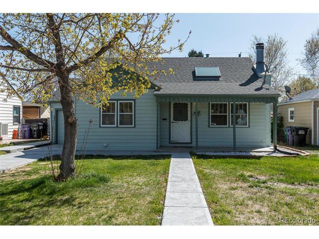 1748 Tamarac Street, Denver, CO 80220