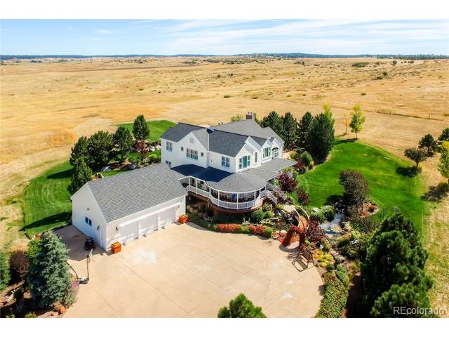 7941 Fox Creek Trail, Franktown, CO 80116