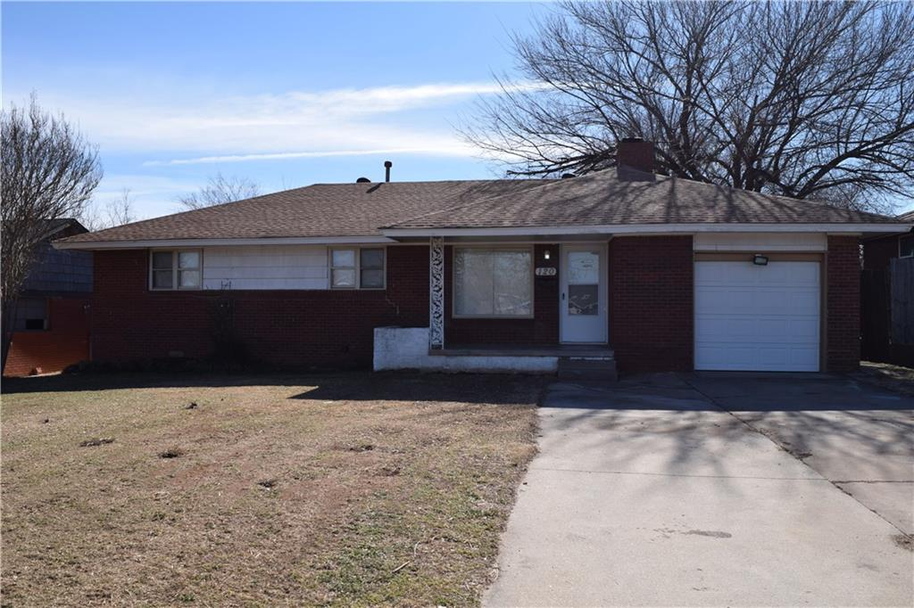 120 Morningside Drive, Midwest City, OK 73110