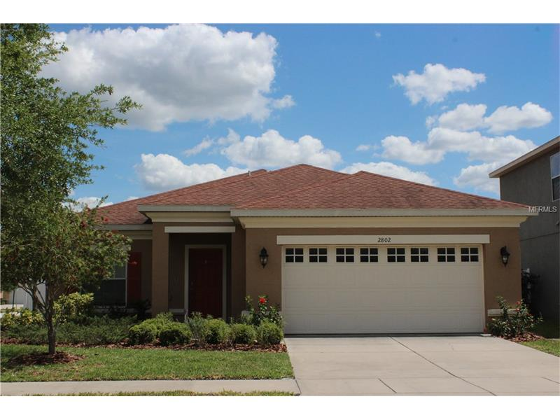 2802 WINGLEWOOD CIRCLE, LUTZ, FL 33558