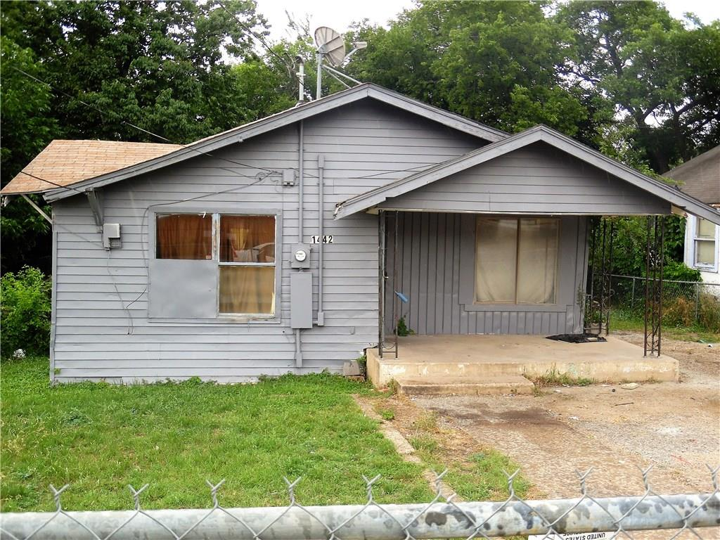1442 S Ewing Avenue, Dallas, TX 75216