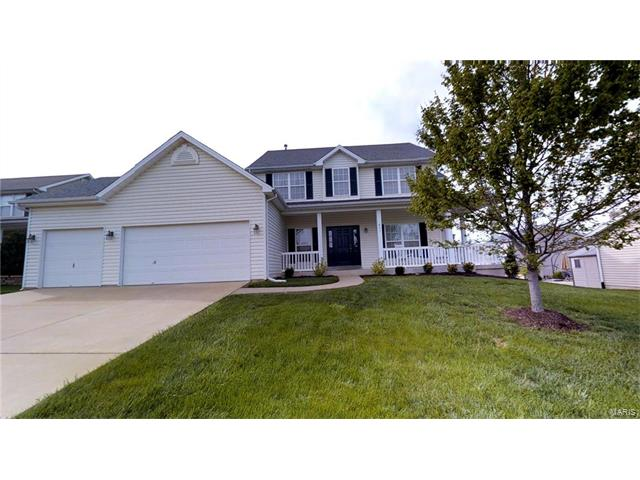803 Linville Court, Wentzville, MO 63385