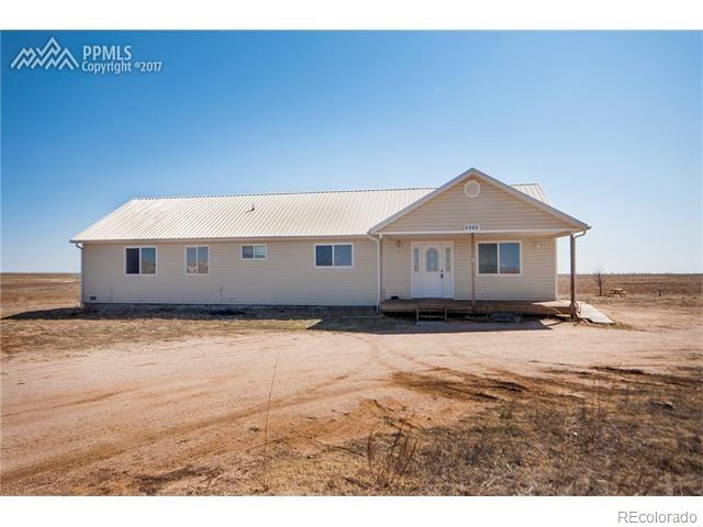 6065 Mulberry Road, Calhan, CO 80808