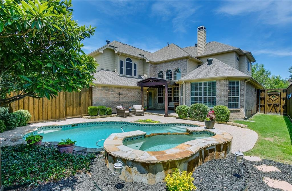 3553 Barkwood Lane, Frisco, TX 75033