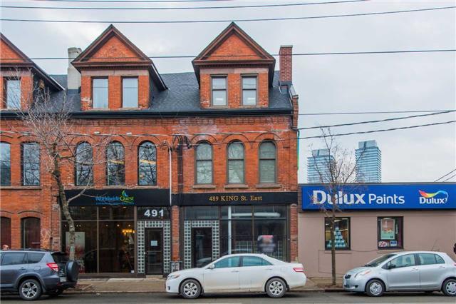 489 E King St, Toronto, ON M5A 1L9