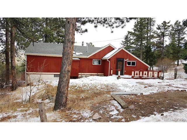 11689 Ranch Elsie Road, Golden, CO 80403