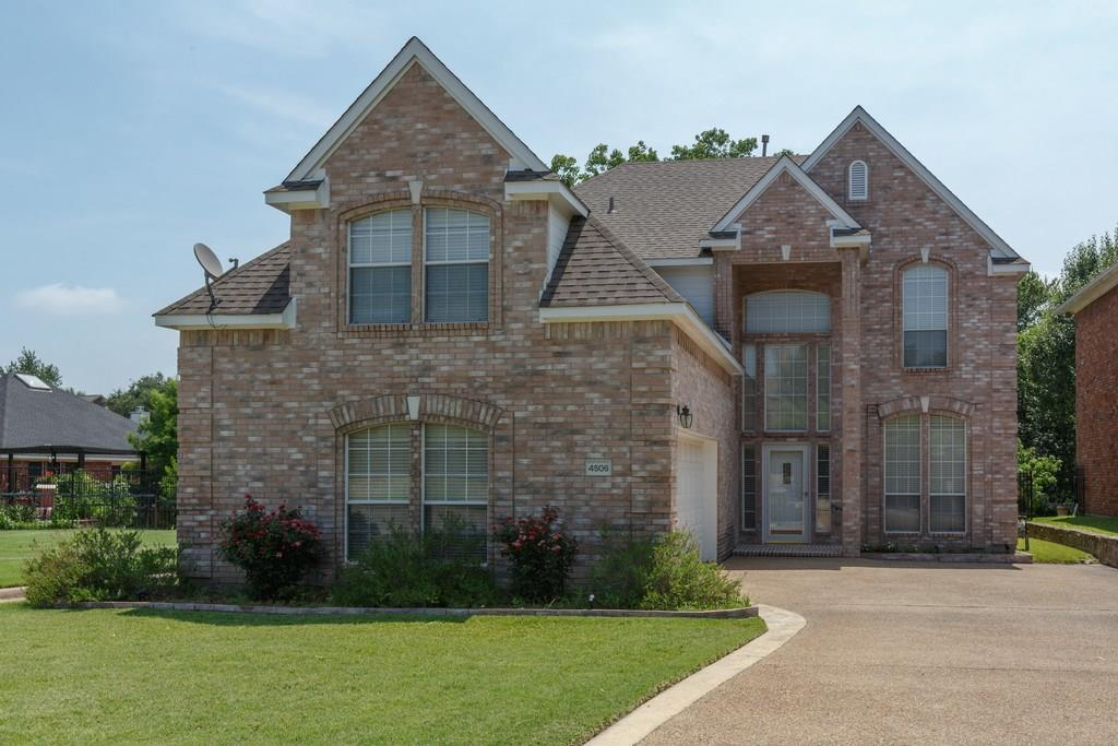4506 Duck Pond Lane, Rowlett, TX 75088