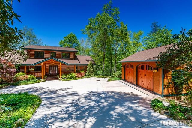 70 Club Court, Lake Toxaway, NC 28747