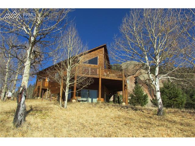 127 S Pinon Circle, Florissant, CO 80816
