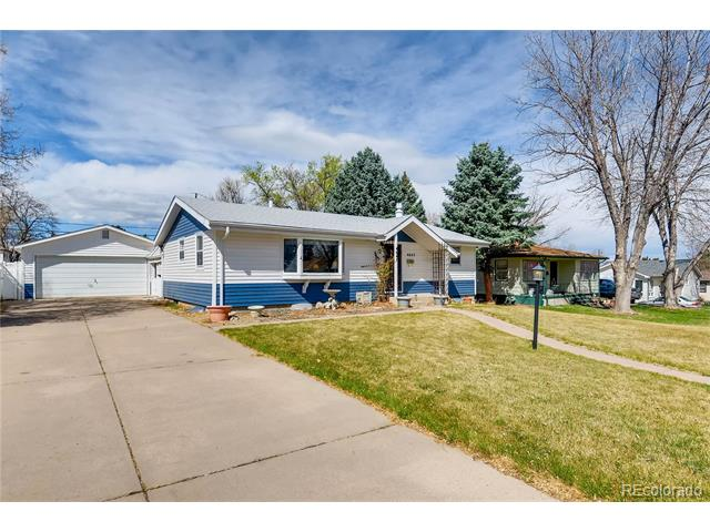4647 S Galapago Street, Englewood, CO 80110