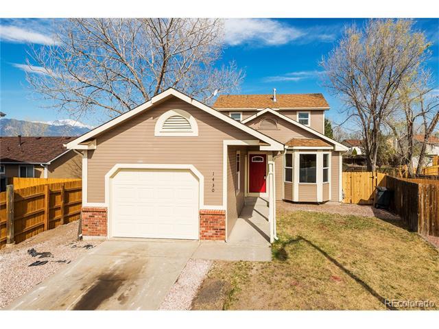 1430 Crippen Court, Colorado Springs, CO 80916