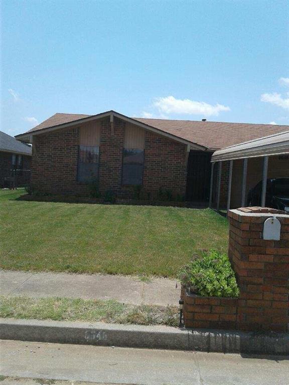 8648 Hillridge, Oklahoma City, OK 73141