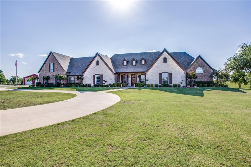 611 JC Maples Road, Gunter, TX 75058