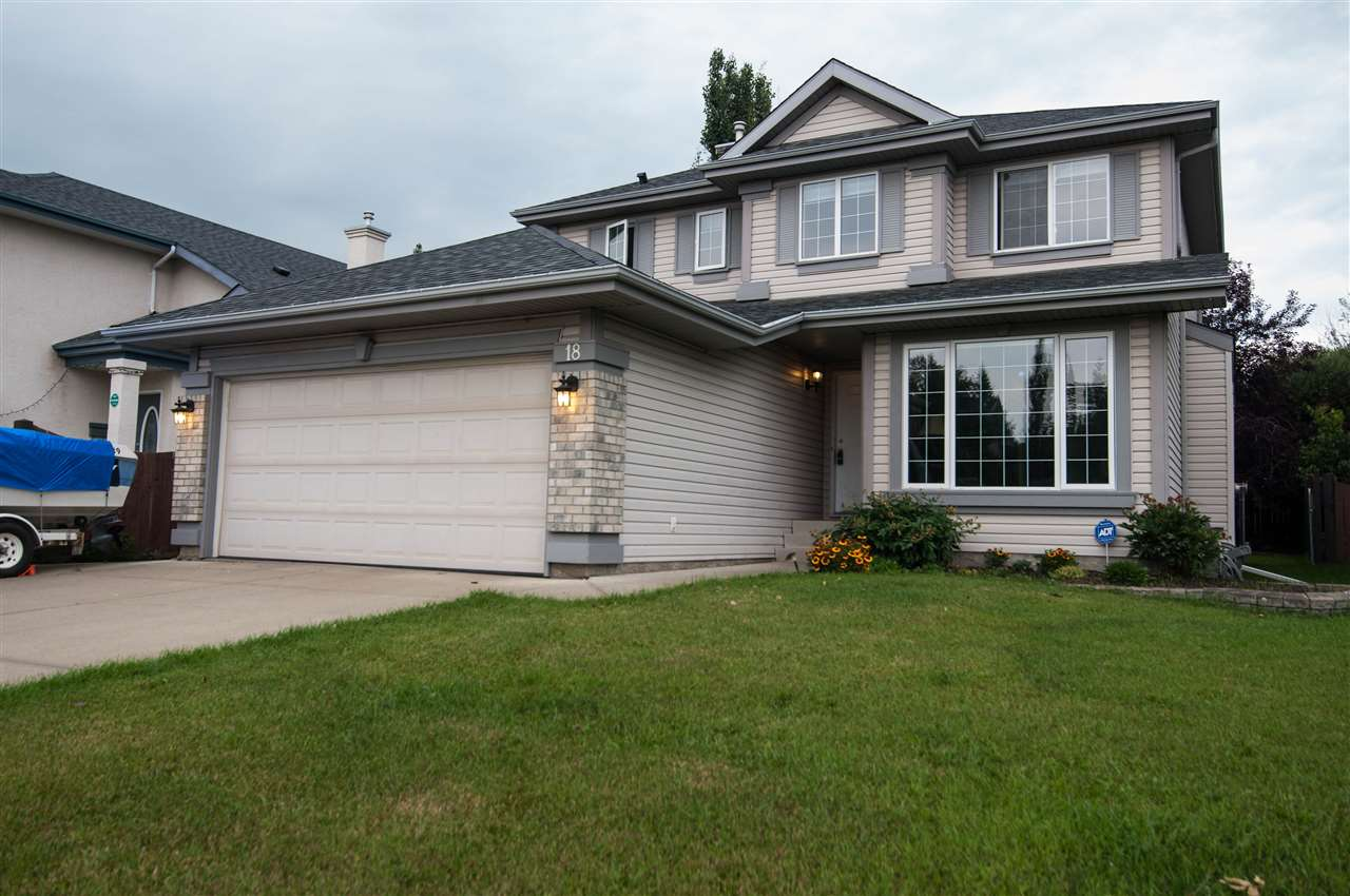 18 DUNFIELD Crescent, St. Albert, AB T8N 6R7