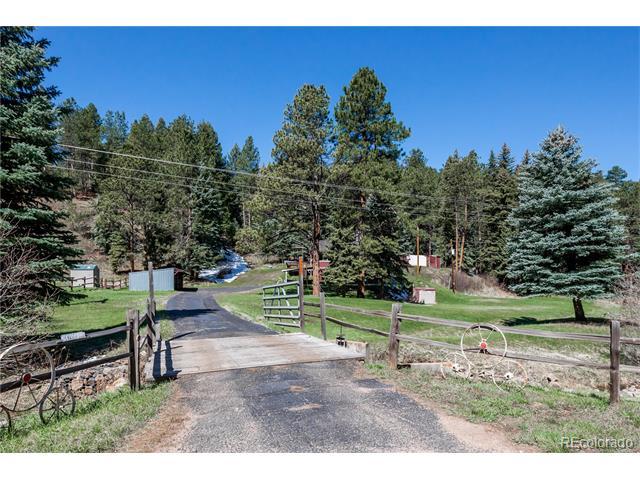 7739 S Turkey Creek Road, Morrison, CO 80465