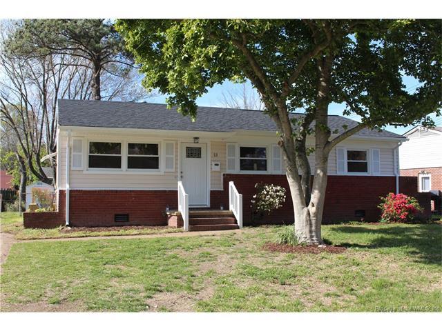 13 WINSTON Ave, Newport News, VA 23601