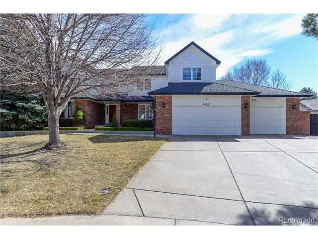 6002 S Moline Way, Englewood, CO 80111