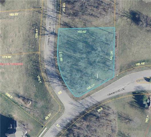 Lot 42 Hills of Oakwood N/A, Liberty, MO 64068