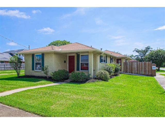 4601 ST MARY Street, METAIRIE, LA 70006
