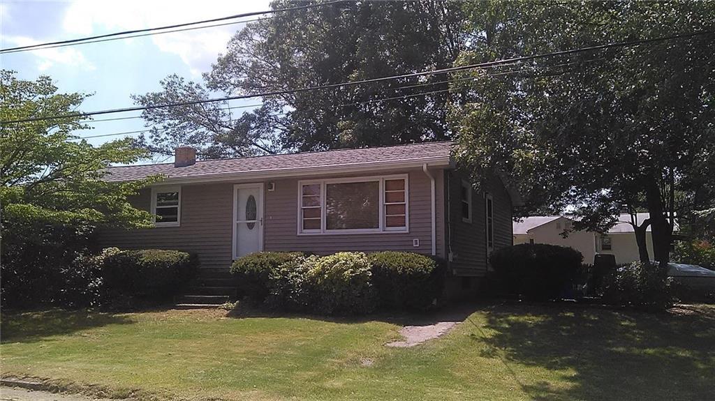 190 Hyde ST, Cranston, RI 02920